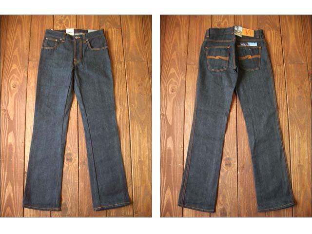 nudie jeans/ヌーディージーンズ slim jim dry japan_f0051306_117111.jpg
