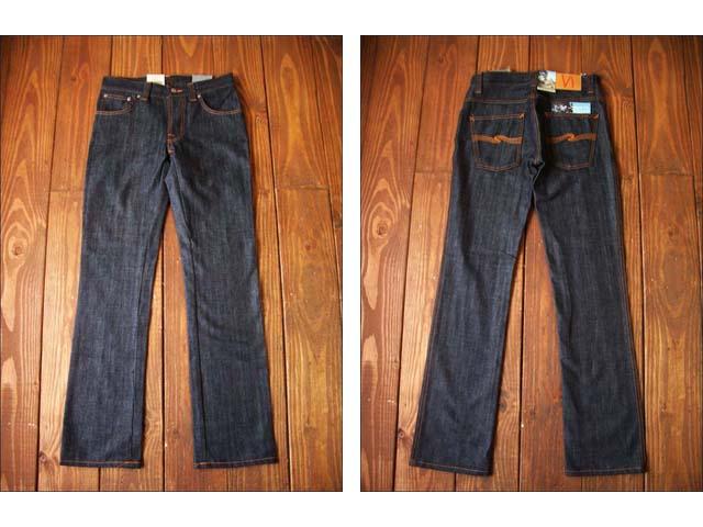 nudie jeans/ヌーディージーンズ slim jim  dry broken twill_f0051306_127014.jpg