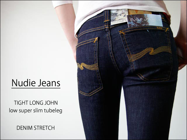 nudie jeans/ヌーディージーンズ tight long john (レディース)_f0051306_1462211.jpg