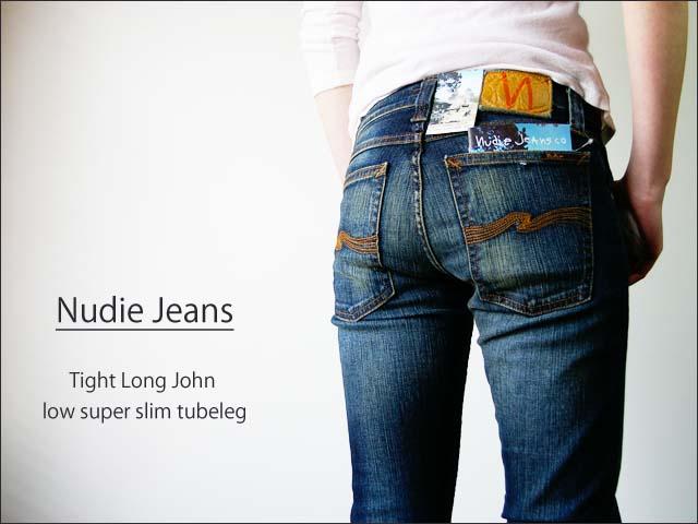nudie jeans/ヌーディージーンズ tight long john (レディース)_f0051306_149752.jpg