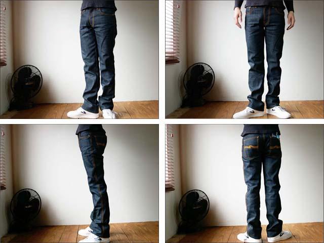 nudie jeans/ヌーディージーンズ slim jim dry japan_f0051306_164930.jpg
