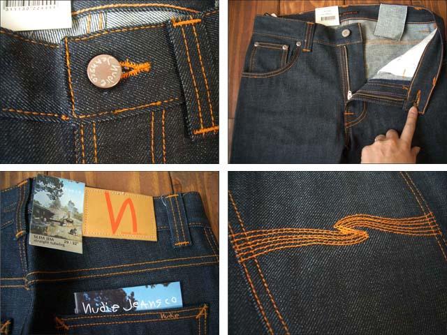 nudie jeans/ヌーディージーンズ slim jim dry japan_f0051306_165891.jpg