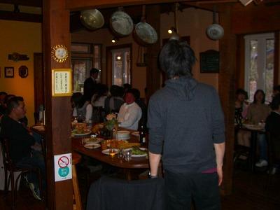 工事中に、結婚式二次会 【Chef's Report】_f0111415_10475766.jpg