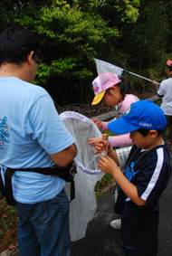 第1回子ども昆虫教室はじまる_f0121321_22502175.jpg