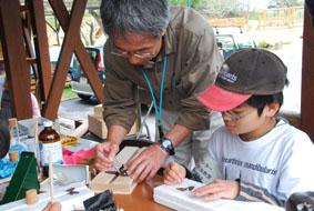 第1回子ども昆虫教室はじまる_f0121321_2256112.jpg