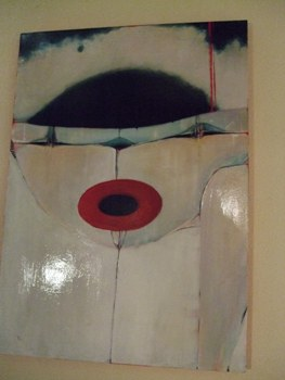 579)NiCoビル ハナアグラ「森本めぐみ・展」 3月24日(月)~3月31日(月)   _f0126829_20465233.jpg
