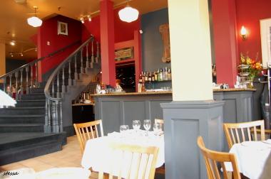 ギャスタウンのカフェでランチ。「WATER ST. CAFE」_d0129786_14474833.jpg