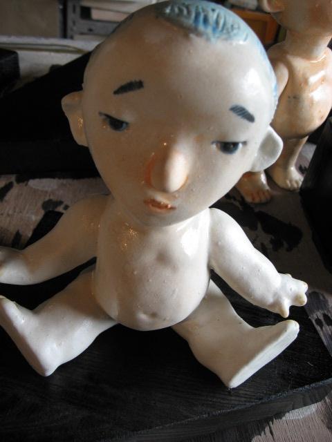 キューピー人形 完成_d0102413_1874970.jpg