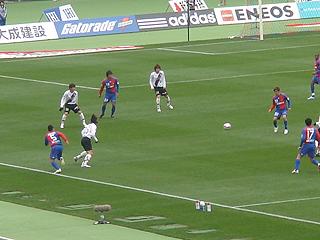 FC東京×京都サンガ J1第3節_c0025217_19542785.jpg
