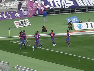 FC東京×京都サンガ J1第3節_c0025217_1955543.jpg