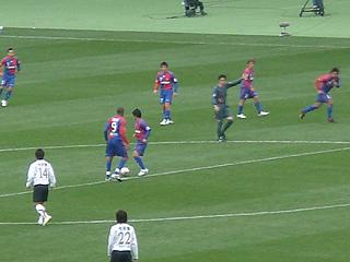 FC東京×京都サンガ J1第3節_c0025217_19563556.jpg