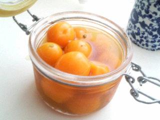 金柑のハチミツ煮。_f0064823_2023376.jpg