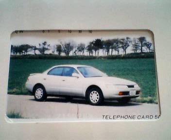 新車の頃のカローラセレス_b0106766_13514592.jpg