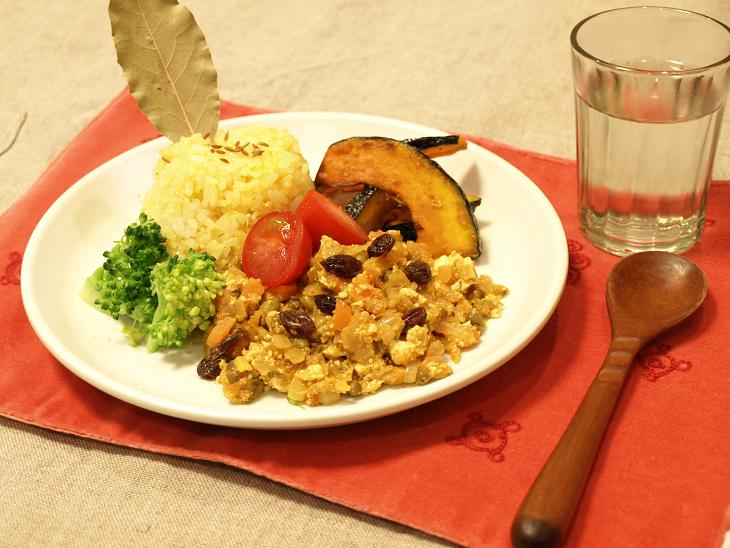 子どもが野菜をたくさん食べる!べジカレープレート_d0128268_19524713.jpg