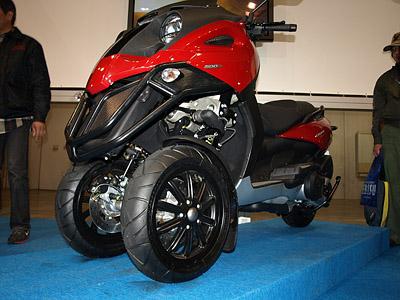 東京モーターサイクルショー2008 ~ 千鳥ヶ淵_b0006870_231977.jpg