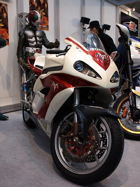 東京モーターサイクルショー2008 ~ 千鳥ヶ淵_b0006870_23291430.jpg