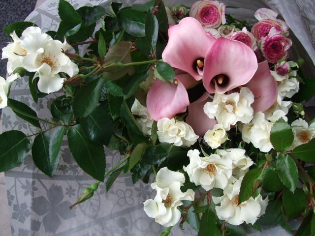 オークリーフ(先生へ贈る花束)_f0049672_13244848.jpg