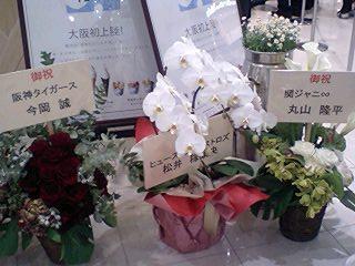 開店祝いの花_c0022820_0111073.jpg