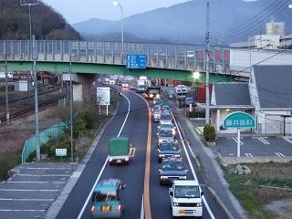 歩道橋の上から・⑱ 小浦歩道橋・その1_b0095061_1081295.jpg