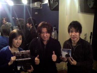ラジオ番組「日本の心」収録_e0128485_0482247.jpg