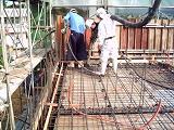 うるま市で建設中のアパート_d0112051_1734410.jpg