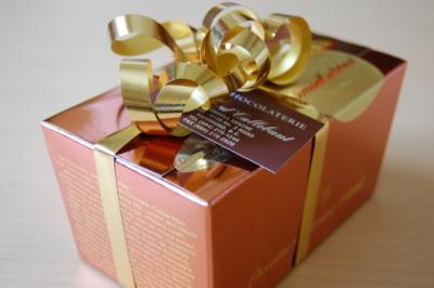 ベルナルド・カラボーのチョコレート Bernard Callebaut_d0129786_15342672.jpg