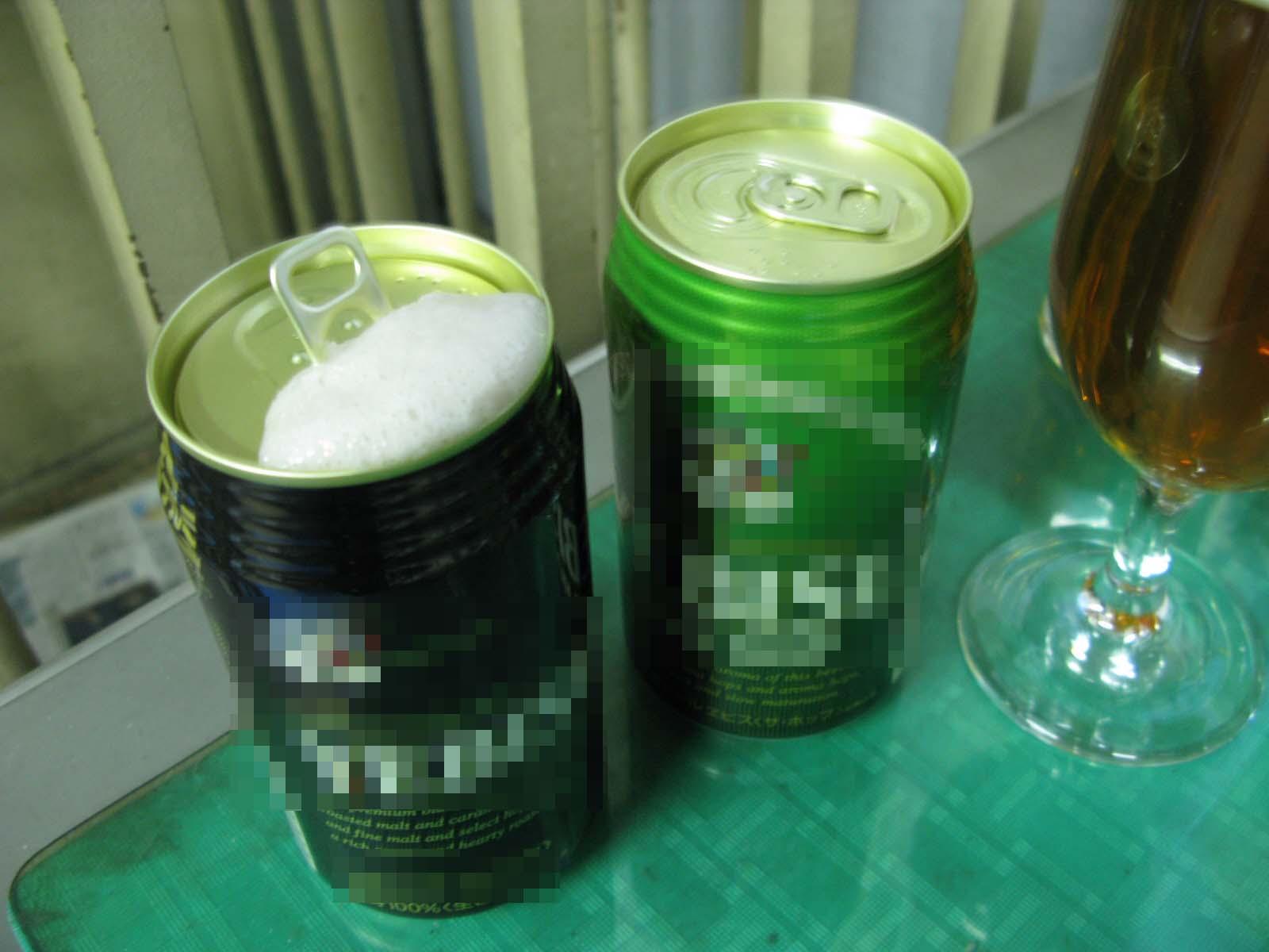 缶ビール。_e0142313_18414784.jpg