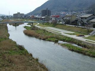 歩道橋の上から・⑲ 中野ふれあい横断歩道橋・その1 _b0095061_1031345.jpg