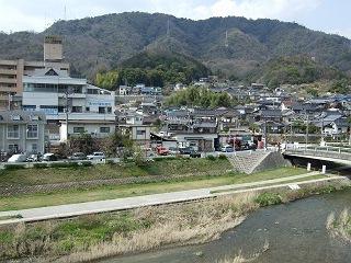 歩道橋の上から・⑲ 中野ふれあい横断歩道橋・その1 _b0095061_1031364.jpg