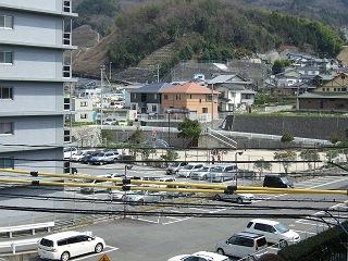 歩道橋の上から・⑲ 中野ふれあい横断歩道橋・その1 _b0095061_10345093.jpg