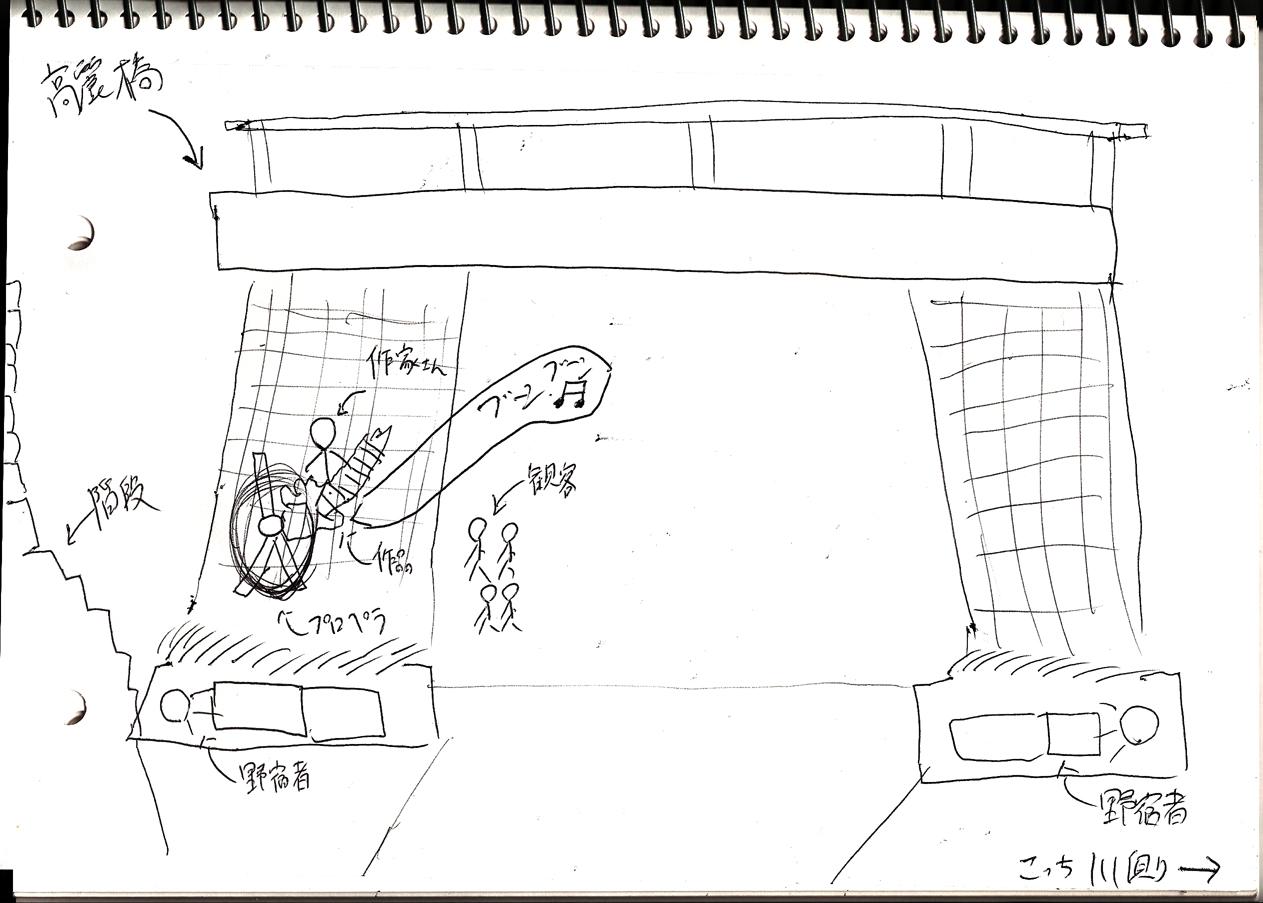 大阪アートカレイドスコープ2008 「大阪時間」 超雑感_d0148069_3103762.jpg