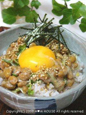 納豆&卵のせご飯  春のセンバツ☆いよいよ決勝戦♪_c0139375_10573973.jpg