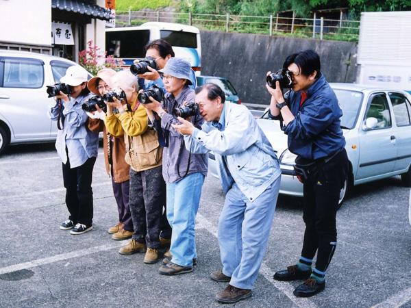 第7話 カメラマンがいっぱい~土佐路2001年GWの旅_c0049299_1346812.jpg