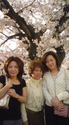 美人三姉妹(笑)_f0126121_21162356.jpg
