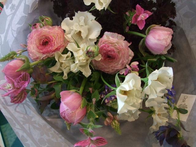 オークリーフ(オードリーの花束)_f0049672_1459268.jpg