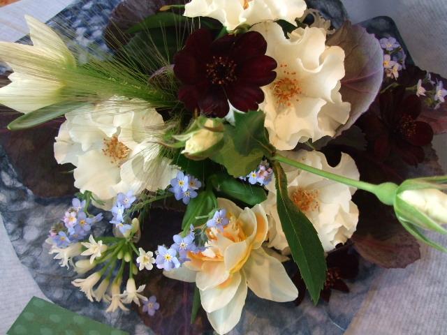 オークリーフ(オードリーの花束)_f0049672_15150100.jpg