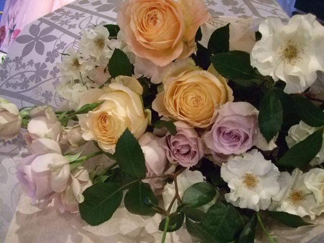 オークリーフ(オードリーの花束)_f0049672_1523148.jpg