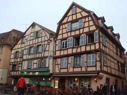 Freiburg ☆ 二日目 ☆ コルマールの巻_a0102784_193590.jpg