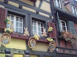 Freiburg ☆ 二日目 ☆ コルマールの巻_a0102784_1943875.jpg