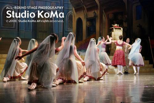 舞踊劇「アラビアン・ナイト」_b0132407_010058.jpg