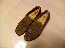 #176 「靴を買った。」_f0079218_1215415.jpg