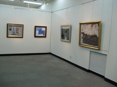 589) 大通美術館 「カルチュレ 2008 油彩展」 4月1日(火)~4月6日(日) _f0126829_1523764.jpg