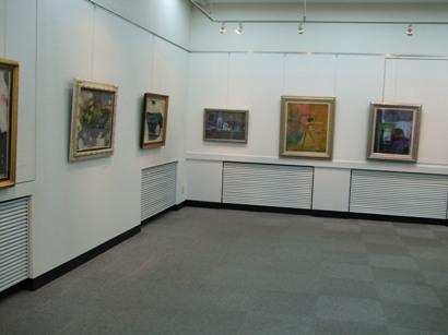 589) 大通美術館 「カルチュレ 2008 油彩展」 4月1日(火)~4月6日(日) _f0126829_1524811.jpg