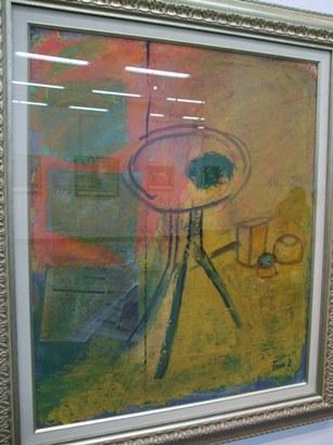589) 大通美術館 「カルチュレ 2008 油彩展」 4月1日(火)~4月6日(日) _f0126829_2052659.jpg