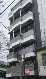 東田端集合住宅 外装_d0013873_18133694.jpg