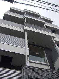 東田端集合住宅 外装_d0013873_1814338.jpg