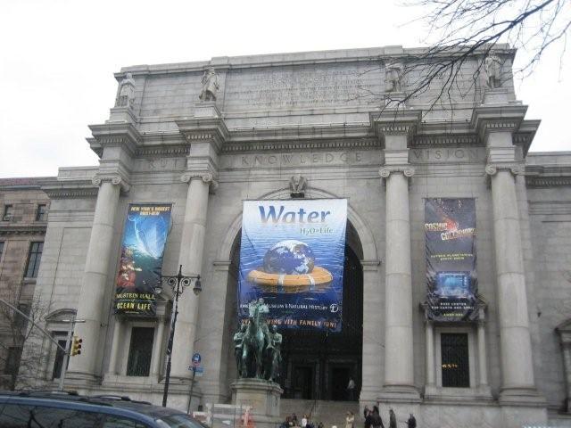 アメリカ自然史博物館_f0076322_1344385.jpg