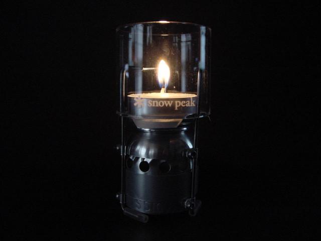 alcohol stove【極小】Ti ピコ // キャンドルランタン&一本吊り_f0113727_5525213.jpg