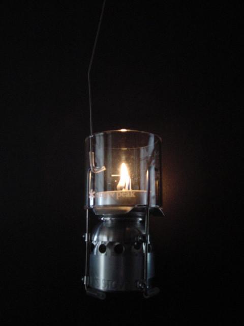 alcohol stove【極小】Ti ピコ // キャンドルランタン&一本吊り_f0113727_5531537.jpg