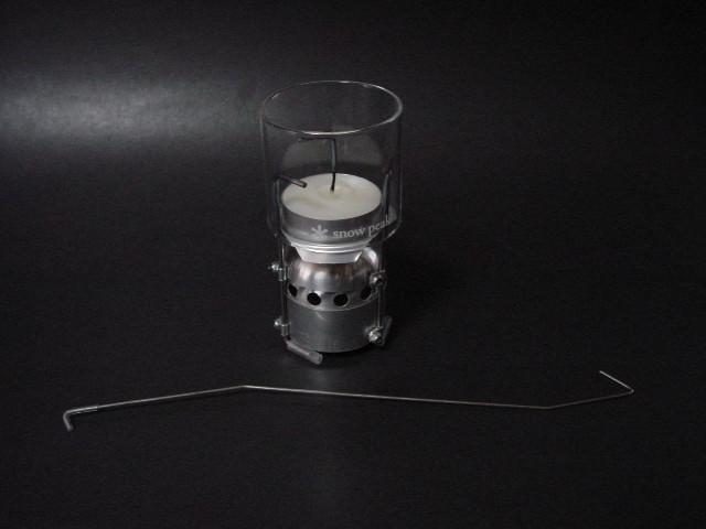 alcohol stove【極小】Ti ピコ // キャンドルランタン&一本吊り_f0113727_554182.jpg
